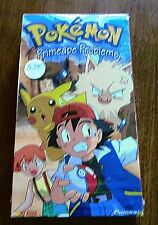 Pokemon Vol. 8: Primeape Problems (VHS 1999) OOP RARE