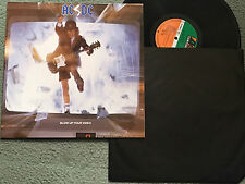 ACDC - BLOW UP YOUR VIDEO - GERMAN ATLANTIC ALSDORF 781 8281  - 1A/1B - LP