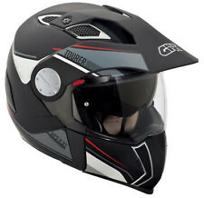 CASCO HELMET CASQUE CAPACETE GIVI CROSSOVER X.01 TOURER 7 IN 1 NERO OPACO TG XL