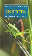 GIBBONS BOOK COLLINS GUIDE TO INSECTS OF BRITAIN & EUROPE paperback BARGAIN new