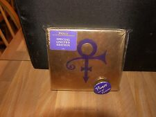 PRINCE & THE NEW POWER GENERATION-LTD ED-CD-UNPLAYED-IN SHRINK-OPEN + BUTTON