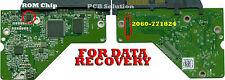 WD30EZRX 2060-771824-003 3TB Western Digital WD Caviar Green PCB + Firmware Xfer