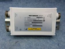 KATHREIN 793532 DUAL-BAND COMBINER DIPLEXER 806-960/ 1710-2170 MHz
