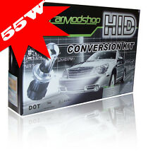 55W Xenon Hid Conversion Kit Replace Set H7 Vauxhall Astra Mk4 G Inc. Holders