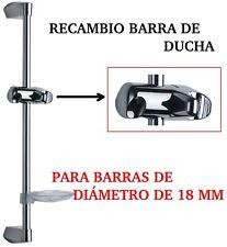 RECAMBIO BARRA DE DUCHA, SOPORTE MANGO DE DUCHA PARA BARRAS DE 18 mm RAMON SOLER