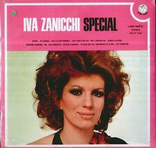 """IVA ZANICCHI """" SPECIAL """"LP SIGILLATO  RARO 1973 (AZNAVOUR - PRESLEY - MIGLIACCI)"""