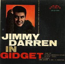 JIMMY DARREN IN GIDGET DAL FILM EP EX- EX+