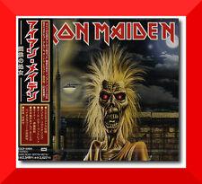 Iron Maiden , Iron Maiden ( CD + Extra_Japan)