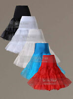 Swing Dance Wear Vintage Prom Crinoline Petticoat Wedding Skirts Silps  TUTU 50s