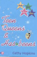Teen Queens and Has-beens by Cathy Hopkins (Paperback, 2003)