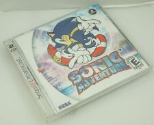 Sega Dreamcast - Sonic Adventure 2 Disc Set NOT FOR RESALE - NEW FACTORY SEALED