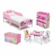 Disney Princess Toddler Room in a Box Bed Table Storage Free Shipping