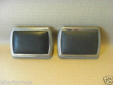JAGUAR DAIMLER SERIES 3 XJ6 & XJ12 REAR ASHTRAY PAIR