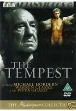 The Tempest BBC Shakespeare Collection [1980] [DVD] Michael Brand New and Sealed