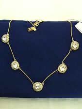 "Kate Spade NY Sweet Sparkle Necklace, 16"" $148 NWT"