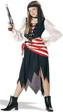 Ruby The Pirate Beauty Child Costume Halloween Girls Fancy Dress Outfit Medium