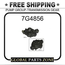 7G4856 - PUMP GROUP-TRANSMISSION GEAR 9W2734 for Caterpillar (CAT)