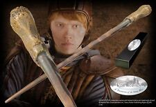 HARRY POTTER Noble Collection Movie Prop Wand ~Ron Weasley