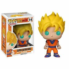 Funko Pop Anime Dragonball Z: Super Saiyan Goku Collectible Vinyl Action Figure