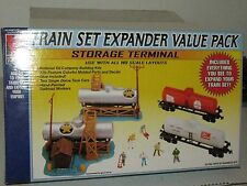 Life Like HO scale 1744 Train Set Expander Kit