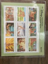The Disney Animal Stories in Postage Stamps Bambi