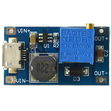 2A booster board DC-DC step-up module input 2/24V to 5/9/12 / 28V Replace XL6009