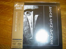 Dead Can Dance - dead can dance - self titled hybrid SACD] CD - NEW! 10 track