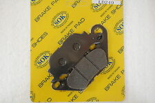 FRONT BRAKE PADS fits YAMAHA YZF-R15 2012-2016