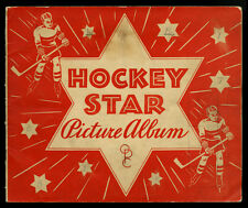 1933-34 OPC O-PEE-CHEE HOCKEY SERIES A & B COMPLETE ORIGINAL CARD ALBUM