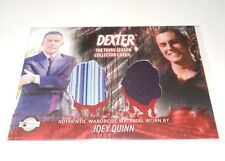 Dexter Season 3 Dual Costume Card #D3-C23 Desmond Harrington as Joey Quinn V1