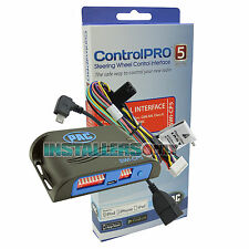 FORD CAR STEREO/RADIO STEERING WHEEL CONTROL INTERFACE/ADAPTER SWI-CP5