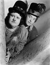 Laurel and Hardy UNSIGNED photo - B2729 - The Bohemian Girl