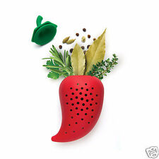 Chili Herb infuser Kitchen Home Cooking Gift Funky Design by OTOTO