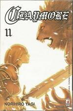 MANGA - Claymore N° 11 - Point Break 88 - Star Comics - USATO Buono