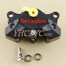 The new Brembo 34 mm CNC Motorcycle rear brake caliper