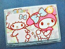 Sanrio My Melody Sheep Plastic ID Business Card Holder 1 Pocket