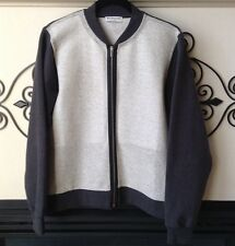 nwot BALENCIAGA womens zip front beautiful sweatshirt large