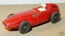 OLD WIKING HO 1/87 VOITURE DE COURSE LE MANS F1 VANWALL ROUGE