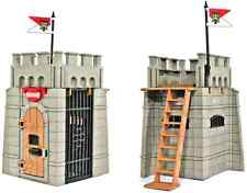 """Playmobil 7377 Vintage Dungeon Tower - NEW Mint in sealed bag """"Steck"""" System"""