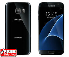 BRAND NEW Samsung Galaxy S7 32GB 4G LTE 12MP Camera Onyx Black (GSM Unlocked)
