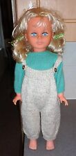 "ALICE IN WONDERLAND PALITOY VINTAGE 24"" DOLL *RARE*"