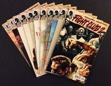 FIGHT CLUB 2 #1 - 10 Comic Books FULL SERIES Chuck PALAHNIUK Tyler Durden NM