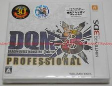 New Nintendo 3DS Dragon Quest Monsters Joker 3 Professional Japan 4988601009645