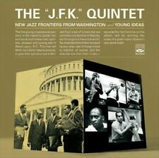 New Jazz Frontiers from Washington/Young Ideas by JFK Quintet / Fresh Sound CD