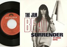 THE JAM BEAT SURRENDER NORWAY 45+PS 1982 MOD REVIVAL WELLER THE WHO QUADROPHENIA