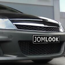 JOM Kühlergrill Opel Astra H GTC Sportgrill Waben Grill Gitter mit Chrom Leiste