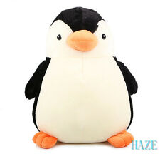 "11"" Cool Penguin Kids Plush Toy Stuffed Animal Soft Toy Doll Pillow Cushion Gift"