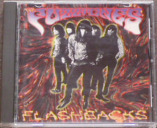 The Fuzztones  - Flashbacks (CD) Rare 1997 U.S. 22-track CD album Compilation