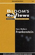 Mary Shelley's Frankenstein (Bloom's Reviews)-ExLibrary