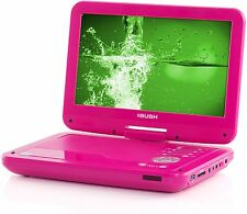 Bush 10 Inch Portable DVD Player-Pink.SAMRS 5645645
